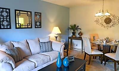 Living Room, Glendare Park, 0