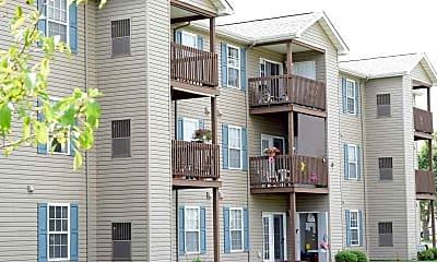 Building, Brighton Square Senior Apartments, 0
