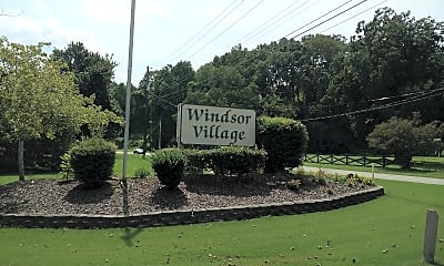 Windsor Village Apartments, 1