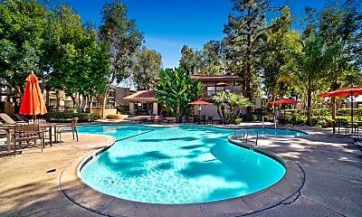 Pool, Mountain View - San Dimas, 2
