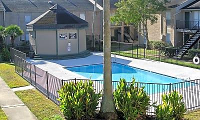 Pool, Westwood Park, 2
