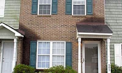 Building, 505 Springwood Dr, 0