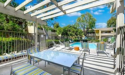 Pool, Torrey Pines, 2