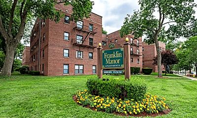 Community Signage, 108 Franklin St, 0