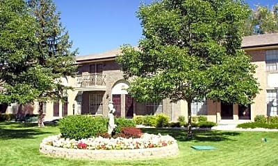 Building, Adrienne Townhomes and Apartments, 0