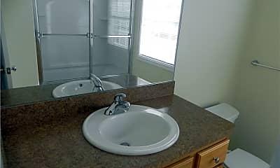 Bathroom, 10 W Main St A202, 2