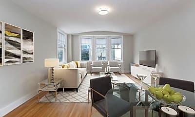 Living Room, 2224 Leavenworth St, 0