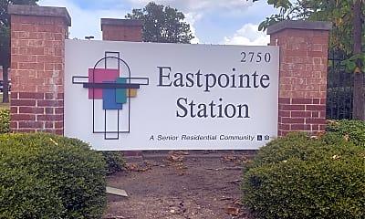 Eastpointe Station, 1