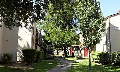 Building, Riverside Villas, 1
