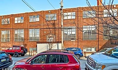 Building, 111 W Norris St, 1