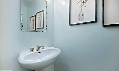 Bathroom, 5600 Wisconsin Ave 504, 1