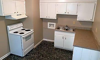 Kitchen, 3825 Glenburee St, 1