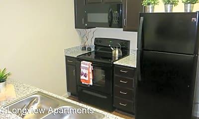 Kitchen, 2401 Longview, 0