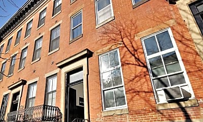 Building, 932 N Calvert St, 0
