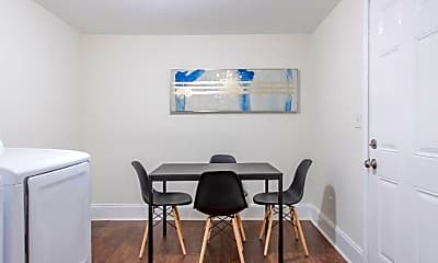 Dining Room, Room for Rent -  a 3 minute walk to bus 50 and 58, 1