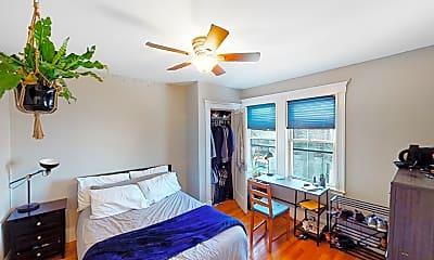 Bedroom, 9 Arlington St., #2, 1