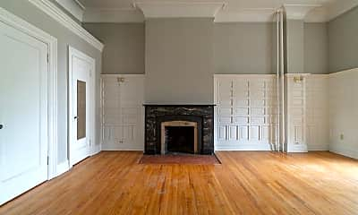 Living Room, 325 State St 1R, 2