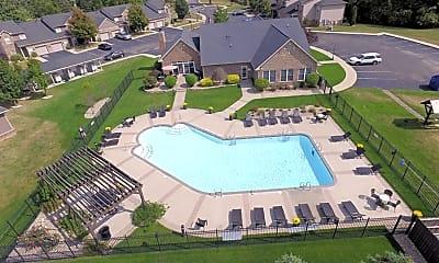 Pool, Heritage Trail Apartments, 0
