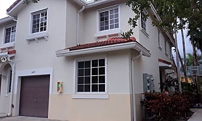 Building, 20901 NW 14th Pl 847, 0