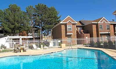Pool, Woodcrest Apartment Homes, 0