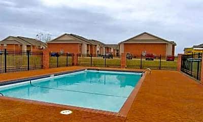 Pool, Flagstone Creek, 1