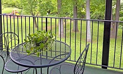 Patio / Deck, Bay Hills Apartments, 1