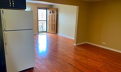 Living Room, 4943 W 63rd St 203, 1