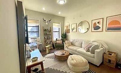 Living Room, 354 E 20th St, 1