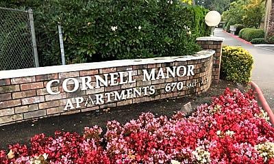 Cornell Manor Apartments, 1