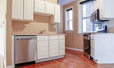 Kitchen, 5868 N Ridge Ave, 2