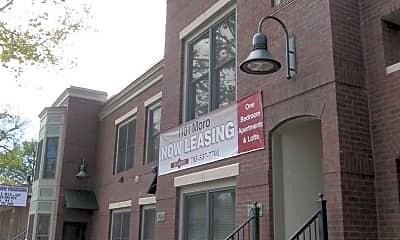 Building, 1101 Moro St, 0