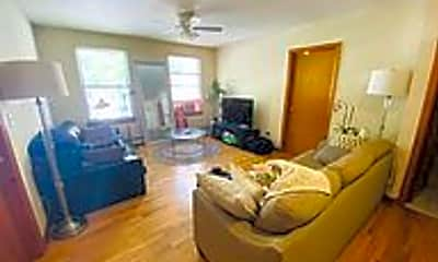 Living Room, 614 2nd St 1, 1