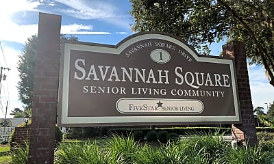 Savannah Square, 1