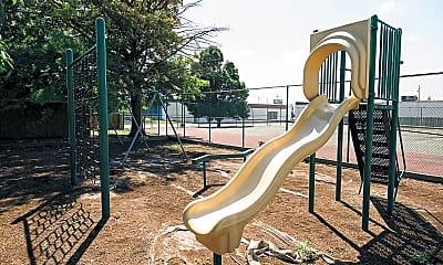 Playground, The Woodlands, 1
