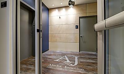Foyer, Entryway, The AJ, 1