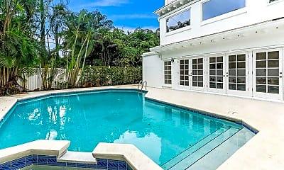 Pool, 200 Belmonte Rd, 1