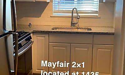 Kitchen, 1435 Jersey St, 1