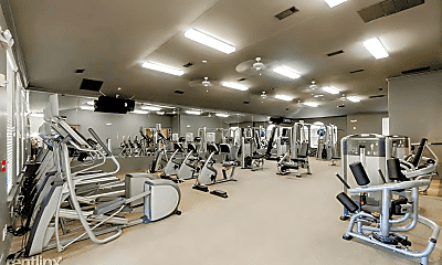 Fitness Weight Room, 1750 FM 423, 0