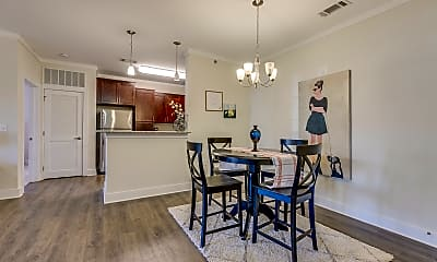 Dining Room, Rivers Edge, 1