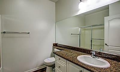 Bathroom, Evening Creek Condominiums, 2