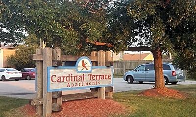 Cardinal Terrace, 1