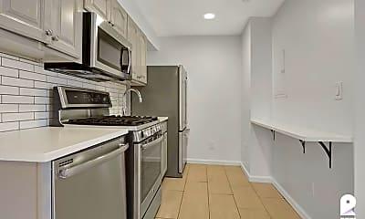 Kitchen, 385 Vernon Ave #4D, 1
