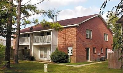Building, 8254 Bayou Fountain Ave, 1