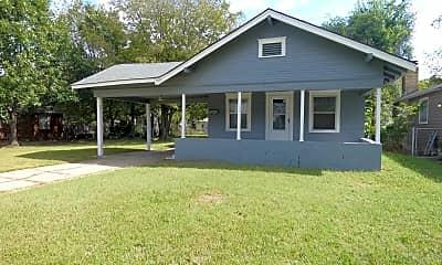 Building, 830 N Pershing St, 0