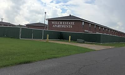 Welch Estate Apartments, 1