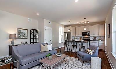 Living Room, 156 W King St 3, 1
