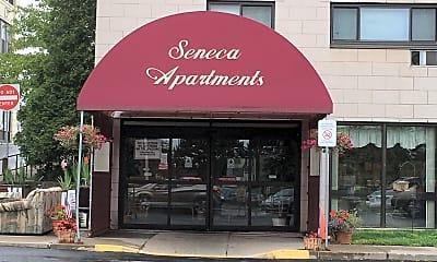 Seneca Apartments, 1