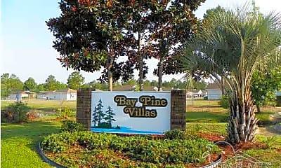 Community Signage, 509 Wood Crest Way, 2