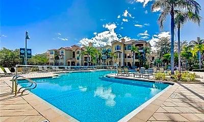 Pool, 2724 Via Murano 636, 1
