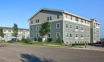 Building, T&E Apartments, 0